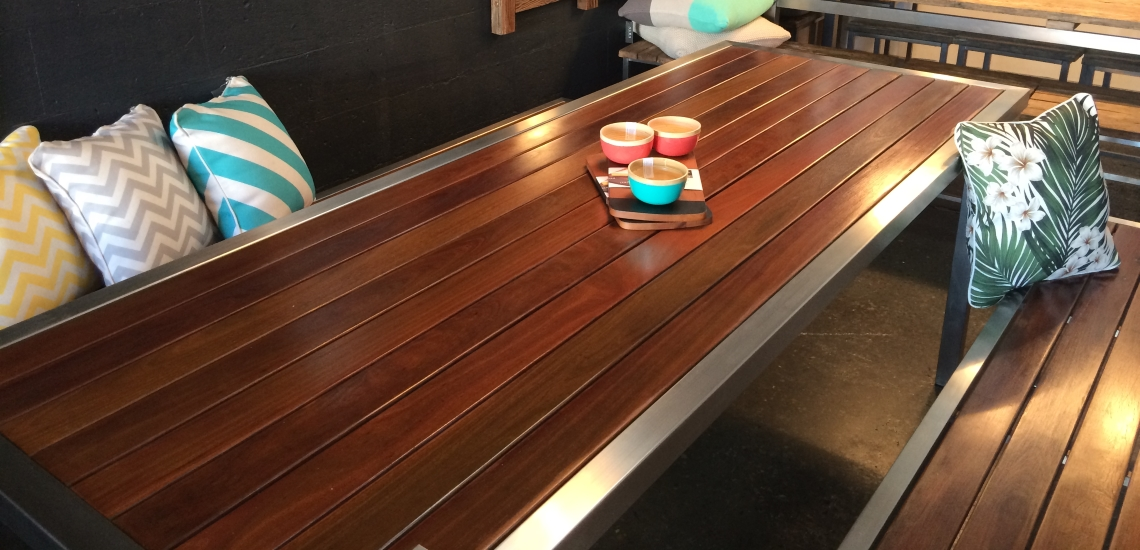 Outdoor Table Sydney Northern Beaches