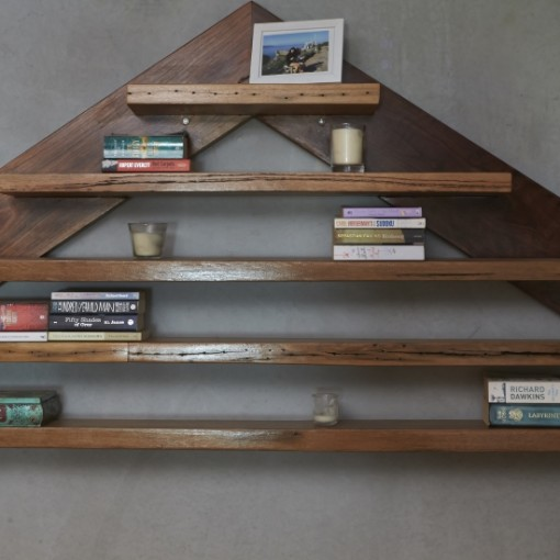 Recycled Bookshelf – NOW AVAILABLE – Northern Beaches Sydney