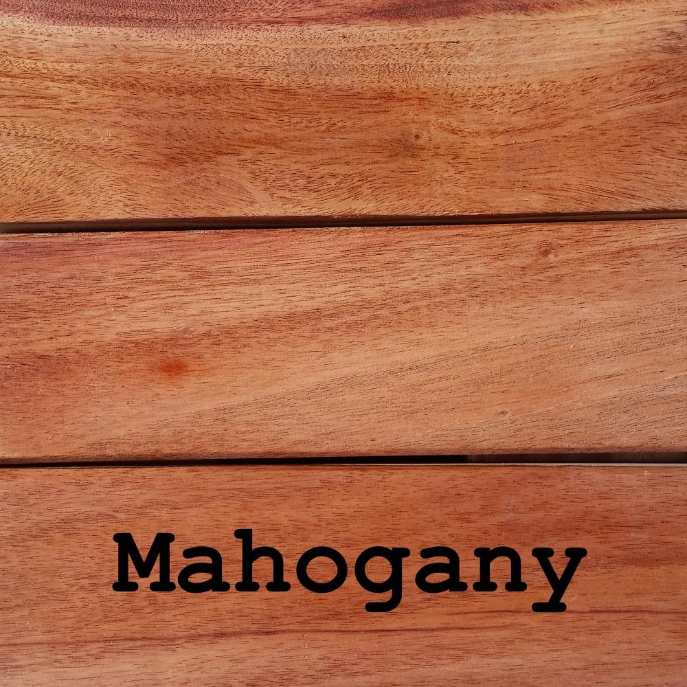 Mahogany 4