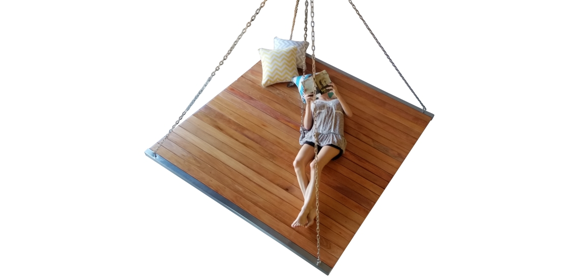 Hanging Daybed Northern Beaches
