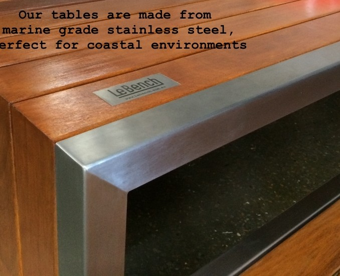 Marine Grade Stainless Steel