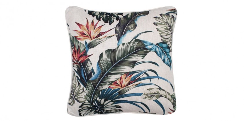 Oasis Outdoor Cushion-Tropical Paradise