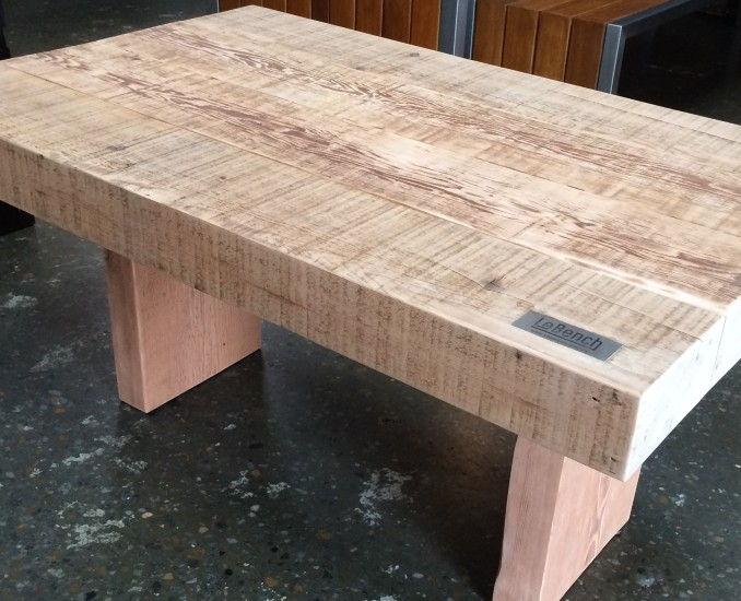 Sydney coffee tables – Reclaimed Oregon Coffee Table