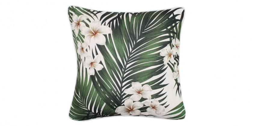 Oasis Outdoor Cushion-Frangipani